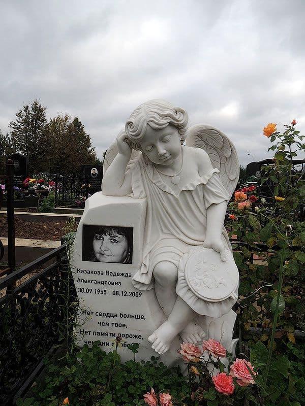 Фото ангелочков на памятник ребёнку 55