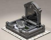Проекты памятников по индивидуальным заказам