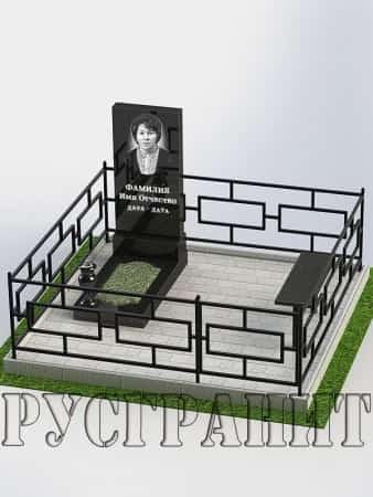 Обустройство могилы 2
