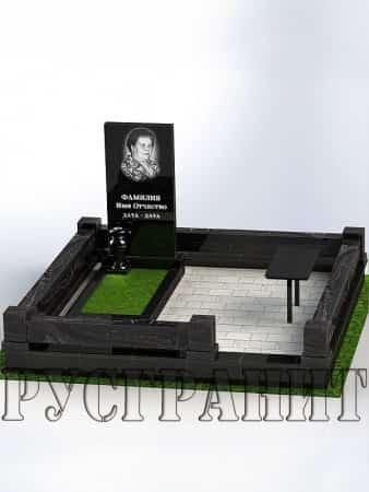 Обустройство могилы 11