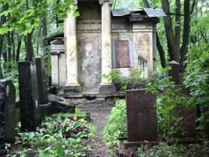 Разрушение ритуальных памятников