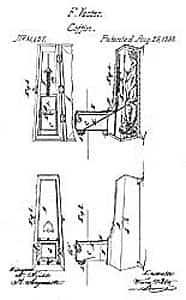 Смотровое окно для гроба