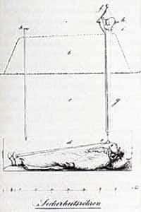 Дыхательная трубка для гроба