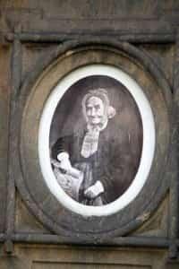 Фотоовал на памятник